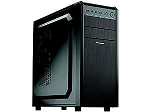 UフォレストPC ゲーミングデスクトップ【CPU Core i5/メモリ8GB/HDD1TB/DVDマルチドライブ搭載/GTX1050/OS Windows10pro】