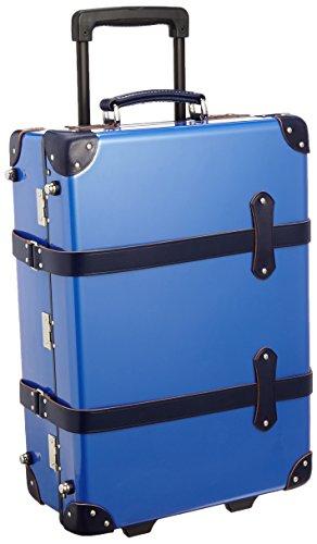 [クルーニー] CLOONEY(クルーニ) スーツケース トランクキャリー 51cm 30L 3.8kg 日本製 ステッカー付 CY30003LB TEAL BLUE (ティールブルー)