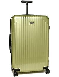 リモワ スーツケース RIMOWA 820.63.36.4 82063 SALSA AIR サルサエアー MULTIWHEEL 65L 4~7泊用 4輪 TSAロック レディース/メンズ キャリーケース LIME GREEN [並行輸入品]