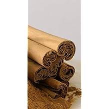 Ceylon Cinnamon Sticks, 5 inch, Whole Quills Premium Grade, 50g Resealable Bag, Sri Lanka, Premium and Delicate