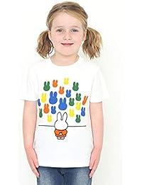(グラニフ) graniph コラボレーション キッズ Tシャツ ミュージアム (ミッフィー) (ホワイト) キッズ