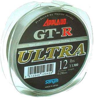 サンヨーナイロン ライン APPLOUD GT-R ULTRA 600m 14lb