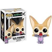 Zootopia Ele-Finnick Pop! Vinyl Figure [並行輸入品]