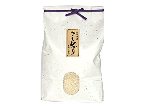 ご自宅用に[新米 平成29年産・玄米]新潟米コシヒカリ 5kg[新潟産こしひかり]