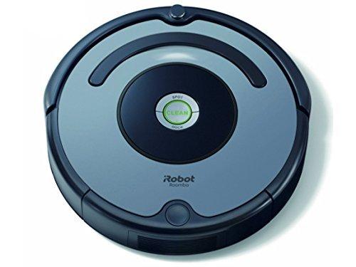 アイロボット ロボットクリーナー ルンバ641 ブルーシルバー R641060 R641060 B077M6NBBL 1枚目