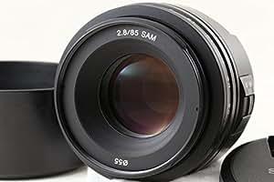 ソニー SONY αマウント交換レンズ SAL85F28