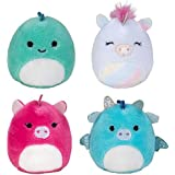 Squishville by Squishmallows SQM0080 Plush Toy,