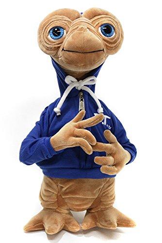 E.T. (イーティー) ブルーパーカー ぬいぐるみ