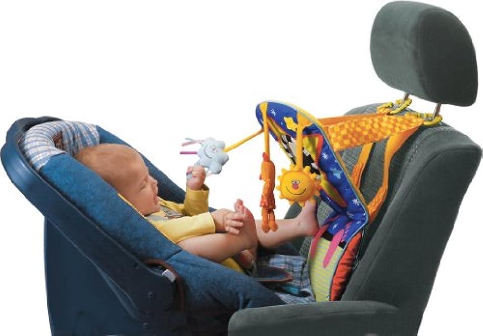 幹誇張別のTaf Toys Toe Time Infant Car Toy Kick and Play Musical Travel Activity Center for Rear Facing Baby by Taf Toys
