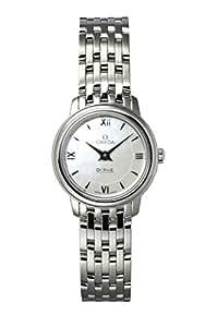 (オメガ) OMEGA 腕時計 デ・ビル プレステージ 424.10.24.60.05.001 ホワイトマザーオブパール レディース [並行輸入品]