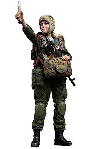 エリートシリーズ/ ロシア 空挺軍 ナタリー 1/6 アクションフィギュア 78035