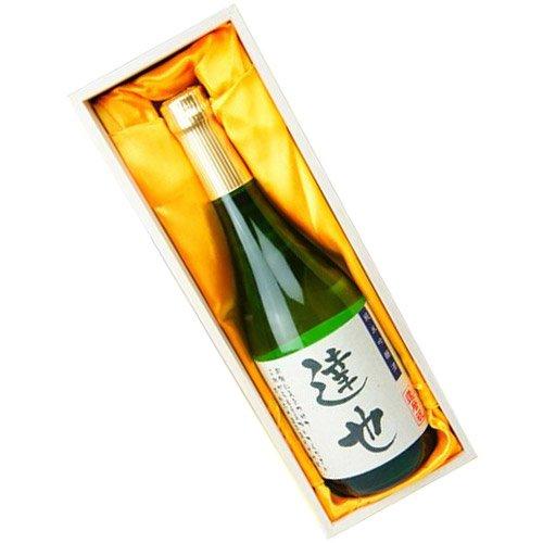 名入れ 幸せの名入れの酒 黒松仙醸 純米吟醸酒(日本酒) 桐箱入り 720ml(退職祝い/還暦祝い/古希祝い/父の日/誕生日プレゼント等に)(「こんな夜に」醸造元)