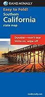 Easy to Fold Southern California (Rand McNally Easyfinder)