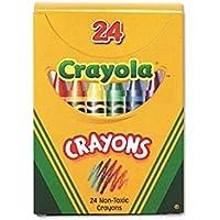 bin520024 – Crayola Classic色パッククレヨン
