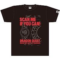 ドラゴンクエスト モンスターバトルスキャナー スキャンマスター Tシャツ(Sサイズ)