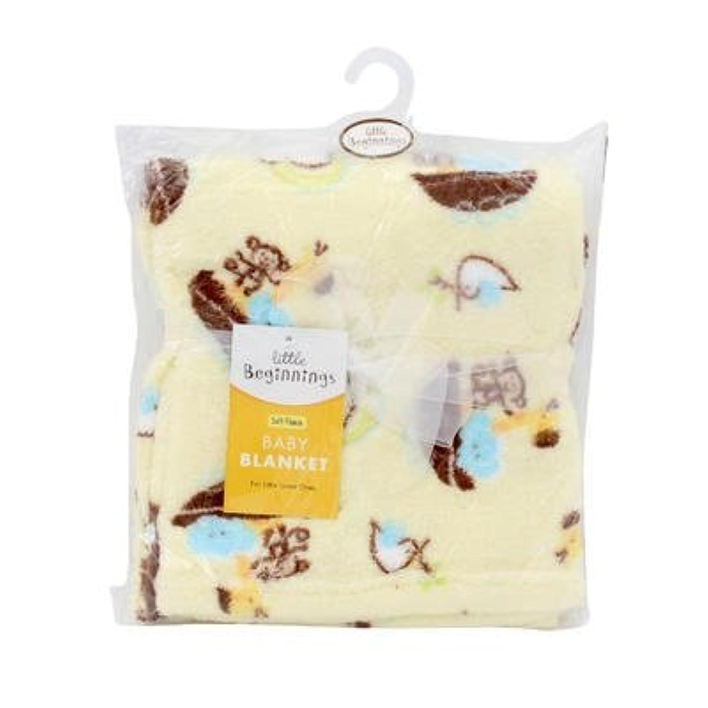 Soft Fleece Baby Blanket [並行輸入品]