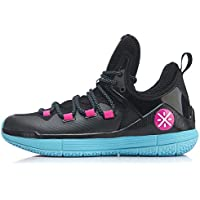 LI-NING Men Wade The Sixth Professional Basketball Shoes Lining Breathable Anti-Slip Athletic Shoes ABAN023 ABAP017