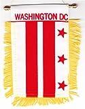 コロンビア Washington , DC ( District of Columbia )–ウィンドウHangingフラグ