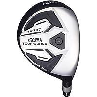 本間ゴルフ フェアウェイウッド TOUR WORLD ツアーワールド TW737 FWc フェアウェイウッド 5W(18度) VIZARD EX-Z 65シャフト フレックス:SR TW737-FWc 右 ロフト角:18度 番手:5W(18度)
