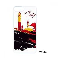 エジプトのイスラム教徒のパターンパターンモーデン市 iphoneの8/7プラスホワイトphonecaseアップルカバーケースギフトの場合