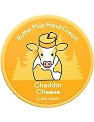 Etude House Butter Plop Hand Cream 25ml エチュードハウス バターぽちゃんハンドクリーム (#04 Cheddar Cheese) [並行輸入品]