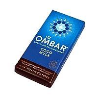 OmbarココMylk生チョコレートバー35グラム - Ombar Coco Mylk Raw Chocolate Bar 35g [並行輸入品]