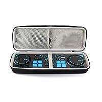 For Hercules - DJControl Starlight - ポータブルUSB DJコントローラー -EVAハードケース、旅行保護キャリング収納バッグ