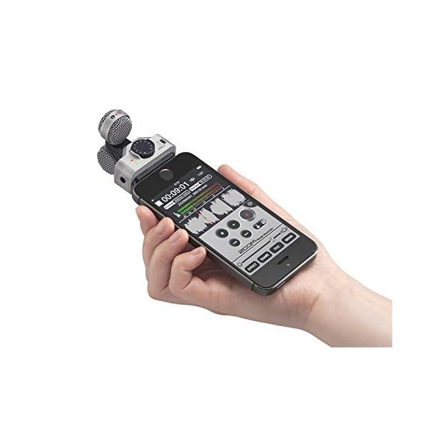 ZOOM ズーム MSステレオマイクロフォン...の紹介画像10