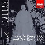 リサイタル・ライヴ-ローマ1952年&サン・レモ1954年