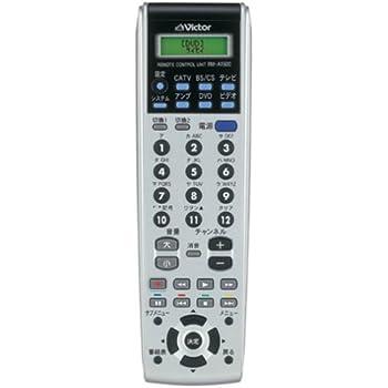 JVCケンウッド ビクター シアター用リモコン RM-A1500