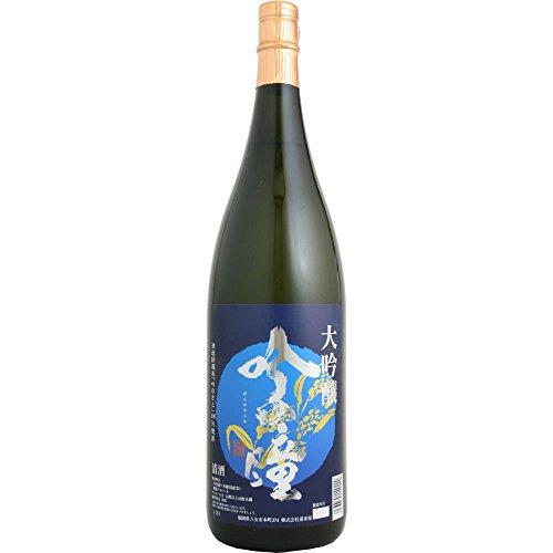 日本酒の吟の瞳