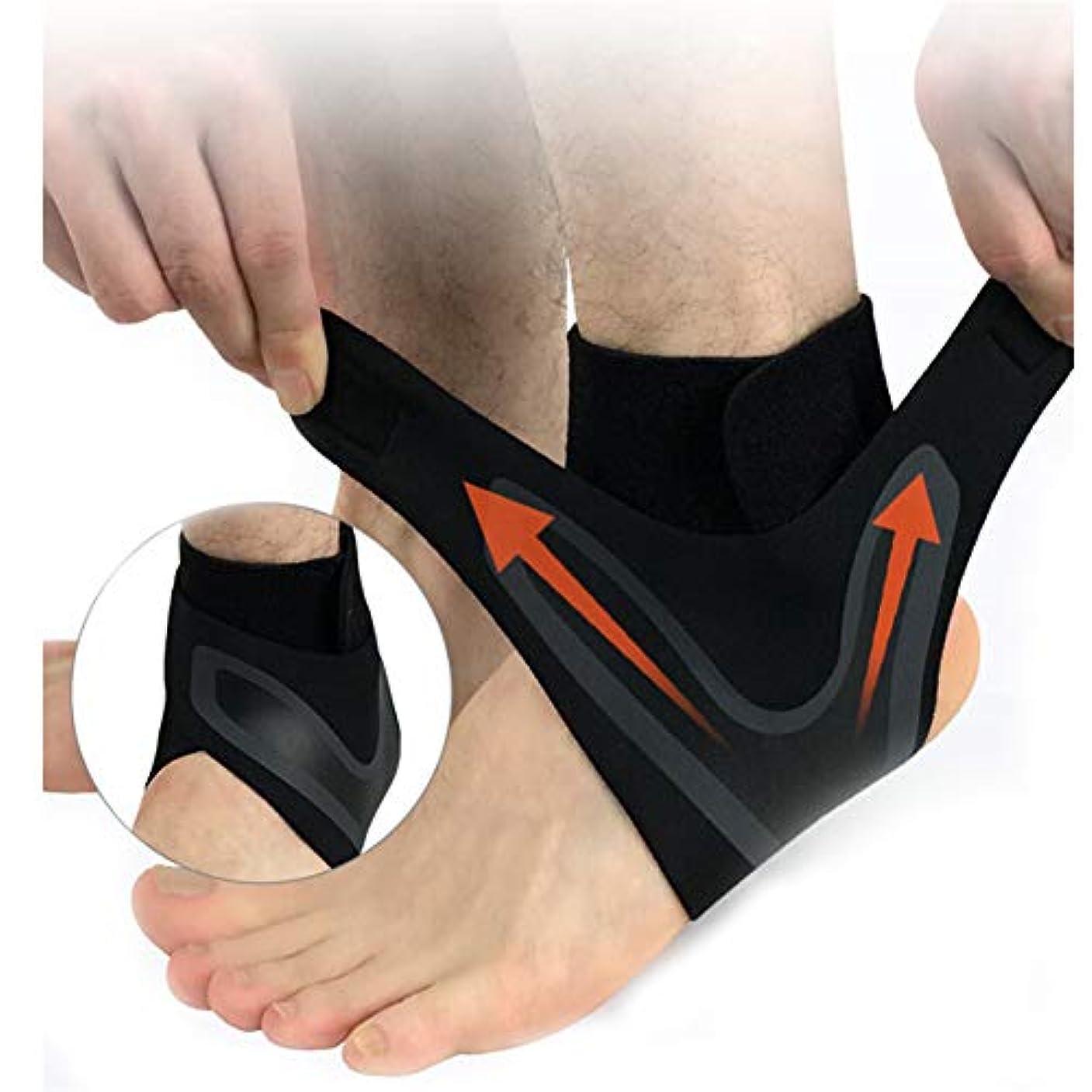 ウェーハビルマ結婚男性と女性の足首のサポート調整可能な足首サポート捻Sp足底筋膜炎スポーツ保護のための痛みの軽減