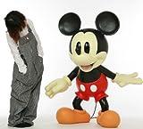 ミッキーマウス ビッグ 等身大フィギュア