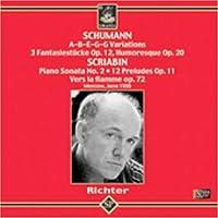 Variations / Humoresque / Piano Sonata / Prelude