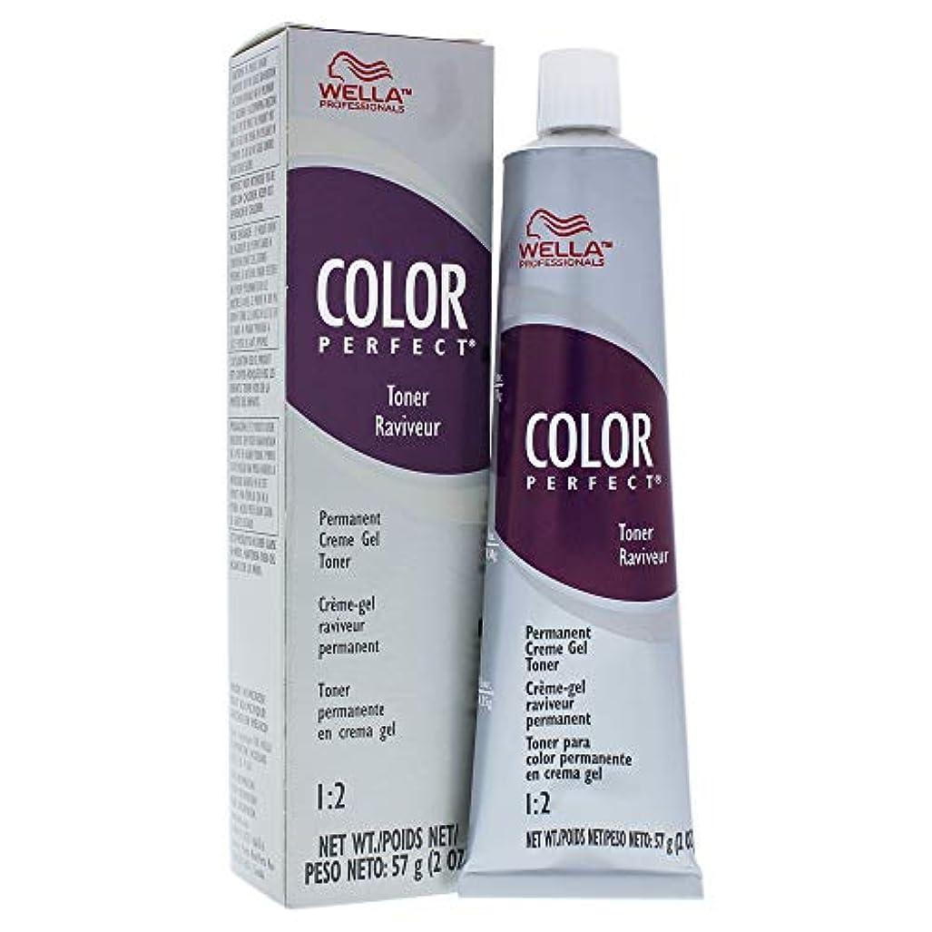 とてもあえぎ宴会Color Perfect Permanent Creme Gel Toner - T9N Pale Blonde