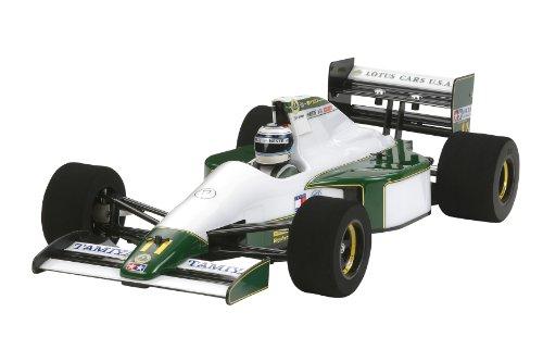 RC限定シリーズ 1/10 電動RCカー チームロータス タイプ 102B (F104Wシャーシ) 84287