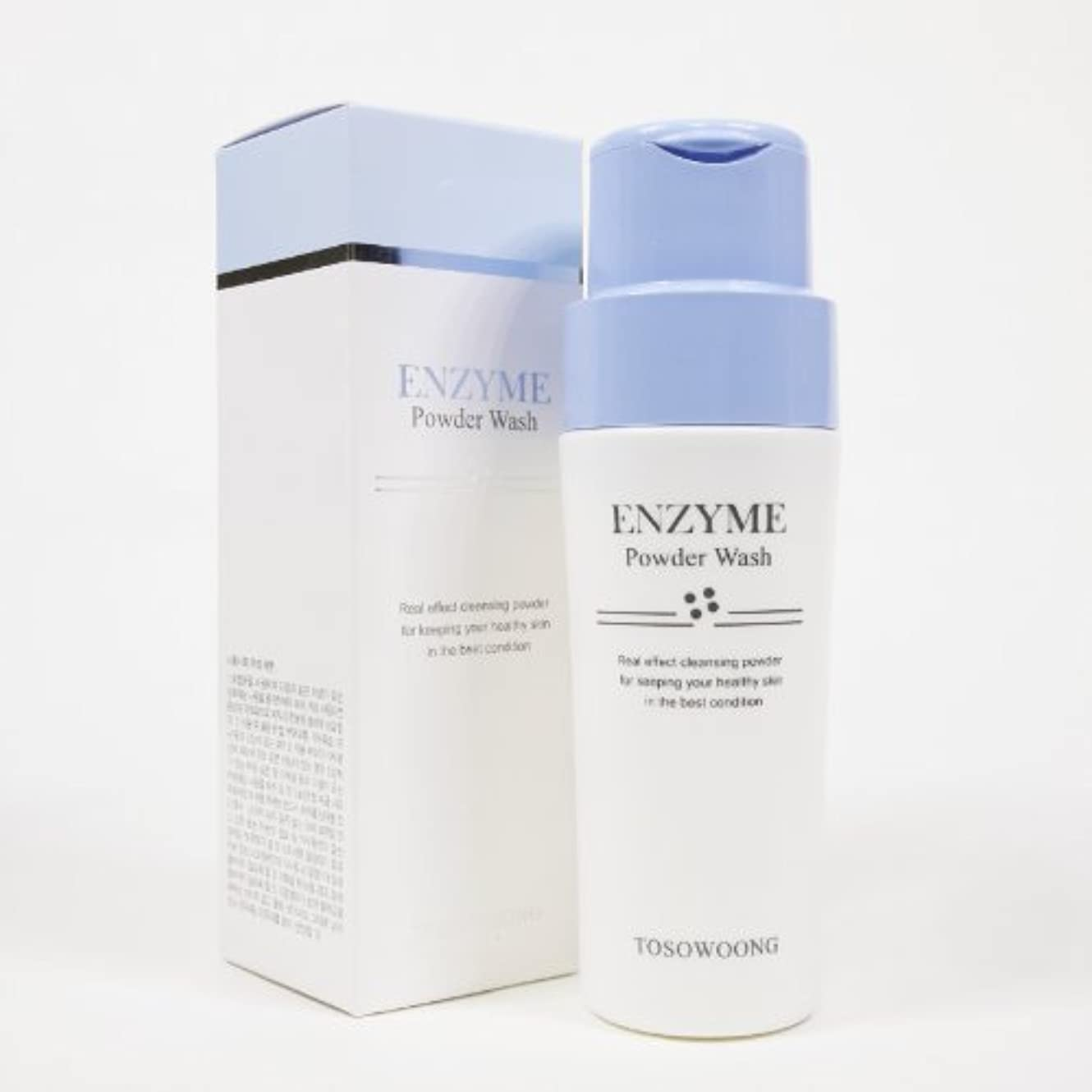 主にかごパートナーTosowoong Enzyme Powder Wash 70g Pore Deep Cleansing Trouble Care [並行輸入品]