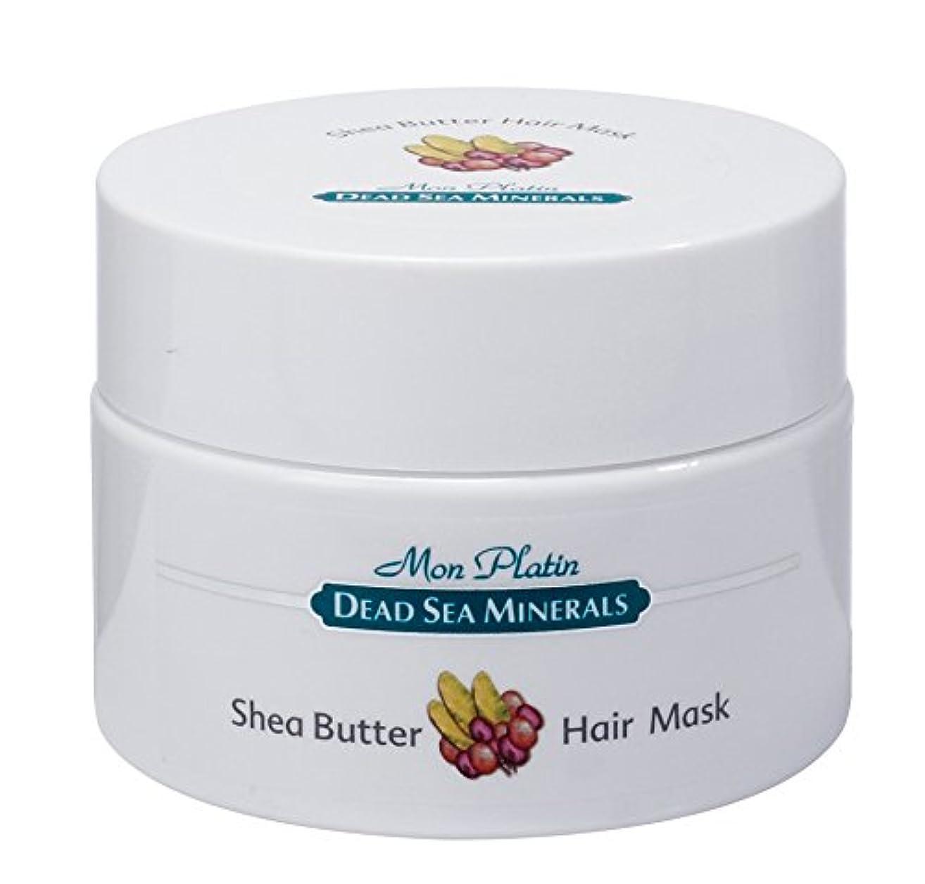 インタラクションカルシウムラビリンス死海ミネラルシーバター髪マスク 250mL 死海ミネラル 天然 お手入れ 美容 イスラエル (Shea Butter Hair Mask)