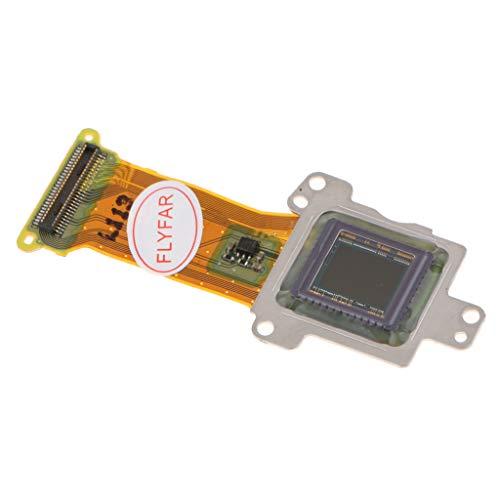 FLAMEER カメラレンズCCDイメージセンサアセンブリ Canon Powershot G11 DSLRカメラ用  交換パーツ