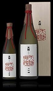 日本酒 大吟醸 天禄拝領 天領酒造 720ml 1本