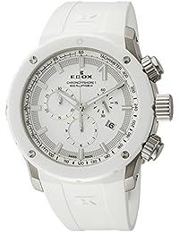 [エドックス]EDOX 腕時計 クロノオフショア1 クロノグラフ 10221-3B3-BIN3 メンズ 【正規輸入品】