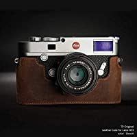 TP Original Leather Camera Body Case for Leica M10 Desert デザート ライカ 本革 カメラケース レザーケース おしゃれ デジタル一眼カメラ デジタルカメラ Classic Series 速写ケース TB07M10-SB (Desert)