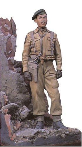 アンドレアミニチュアズ S5-F15 British R.M. Commando Officer