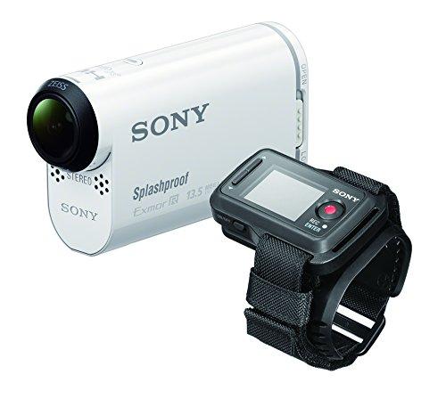 SONY ビデオカメラ アクションカム AS100VR ライブ...