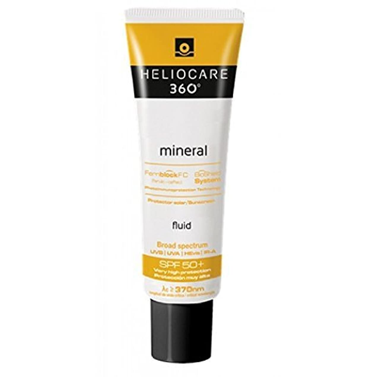お気に入りプーノ安価なHeliocare 360 Mineral SPF 50 50ml by DIFA COOPER SpA