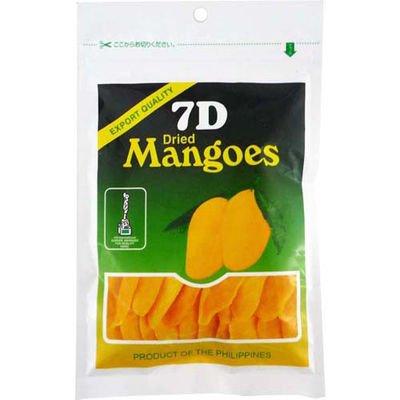 7D ドライ マンゴー 70g