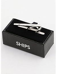 (シップス) SHIPS SHIPS:TIEBAR 2LINE ROUND 119931859 Silver1
