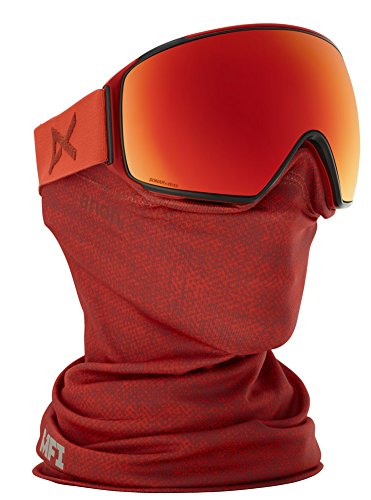 18-19 ANON (アノン) スノーボード マスク MEN'S MFI MESH NECKWARMER RED 185241 メンズ エムエフアイ メ...