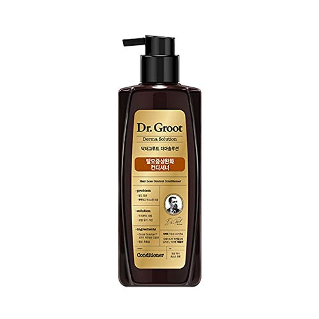 光沢のあるグリップ義務付けられた【Dr.Groot】ドクターグルート Dr.グルート 脱毛防止コンディショナー 敏感な頭皮用(Anti Hair Loss Conditioner -For snesitive scalp-)