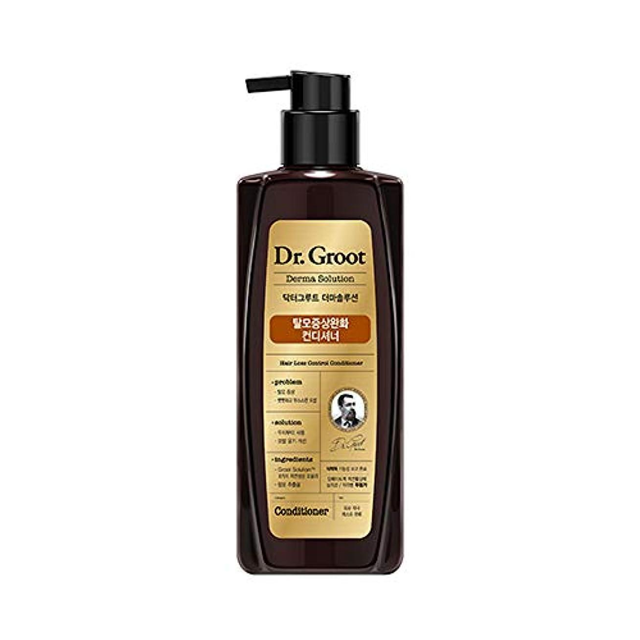 乳剤シルエット不和【Dr.Groot】ドクターグルート Dr.グルート 脱毛防止コンディショナー 敏感な頭皮用(Anti Hair Loss Conditioner -For snesitive scalp-)